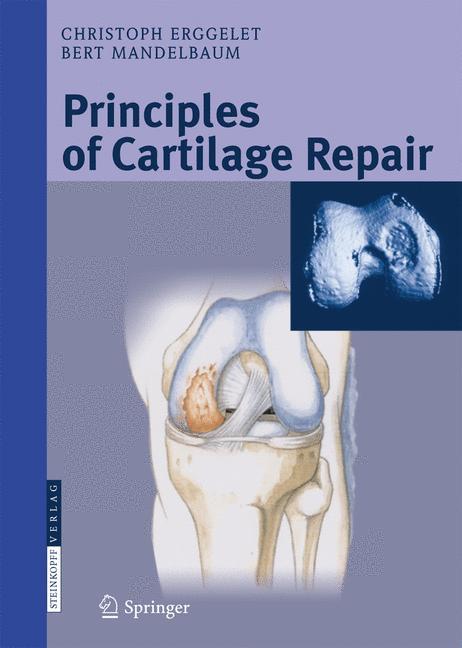Cover of 'Principles of cartilage repair'