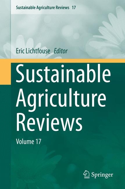 Cover of 'Sustainable Agriculture Reviews'
