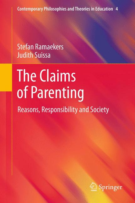 Cover of 'The Claims of Parenting'