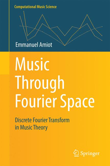 Cover of 'Music Through Fourier Space'