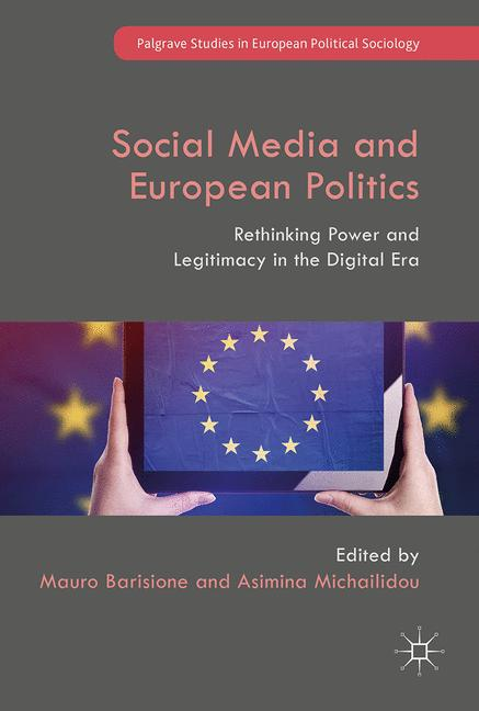 Cover of 'Social Media and European Politics'