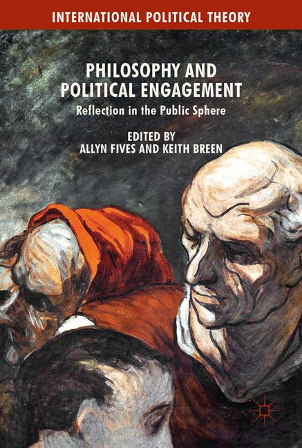 Cover of 'Philosophy and Political Engagement'