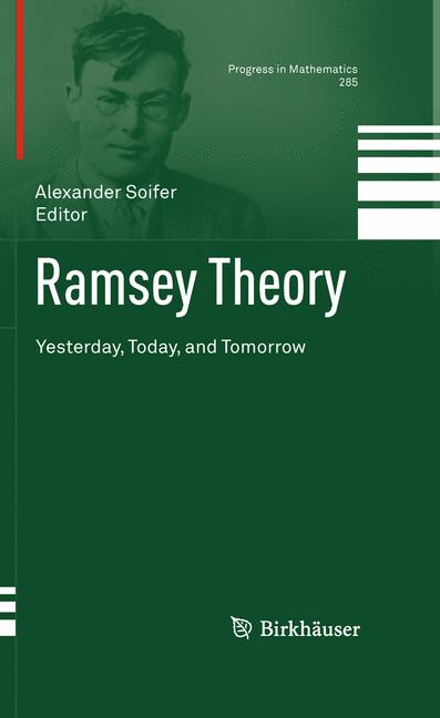 Cover of 'Ramsey Theory'