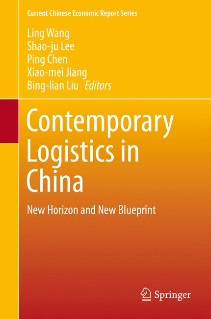 Cover of 'Contemporary Logistics in China'