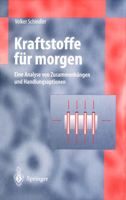 Cover of 'Kraftstoffe für morgen'