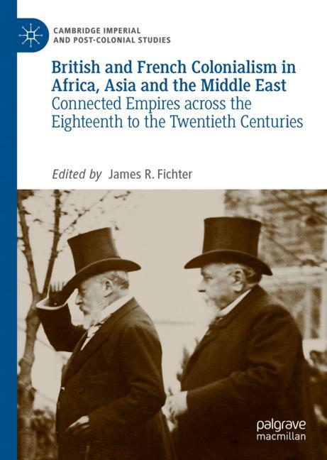Cover of 'British and French Colonialism in Africa, Asia and the Middle East'
