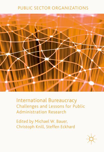 Cover of 'International Bureaucracy'