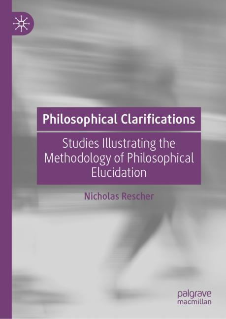 Cover of 'Philosophical Clarifications'