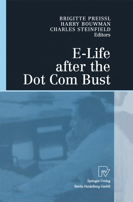 Cover of 'E-Life after the Dot Com Bust'