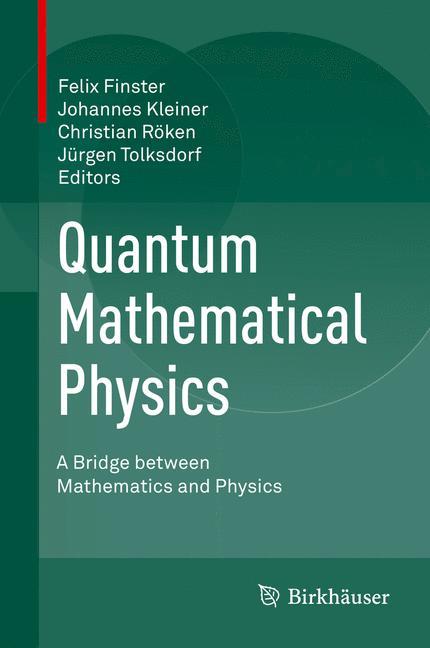 Cover of 'Quantum Mathematical Physics'