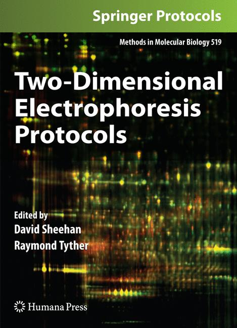 Cover of 'Two-Dimensional Electrophoresis Protocols'