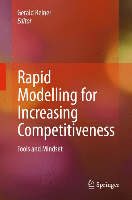 Cover of 'Rapid Modelling for Increasing Competitiveness'