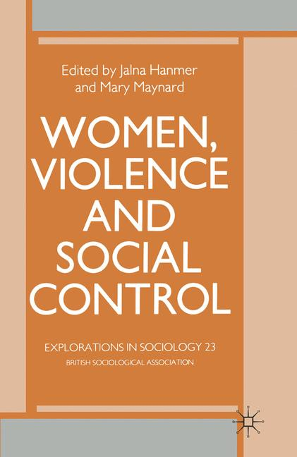 Cover of 'Women, Violence and Social Control'