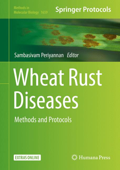 Cover of 'Wheat Rust Diseases'