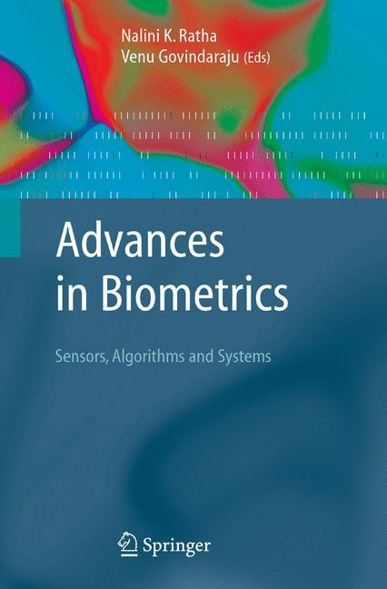 Cover of 'Advances in Biometrics'