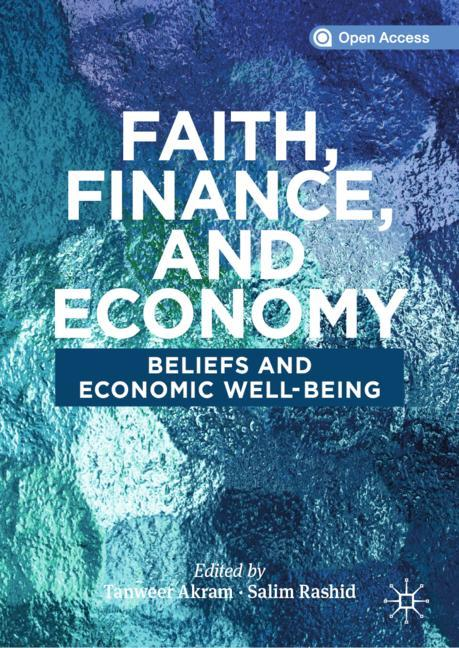 Cover of 'Faith, Finance, and Economy'