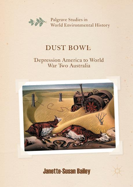 Cover of 'Dust Bowl'