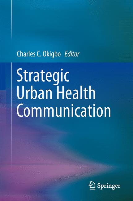 Cover of 'Strategic Urban Health Communication'