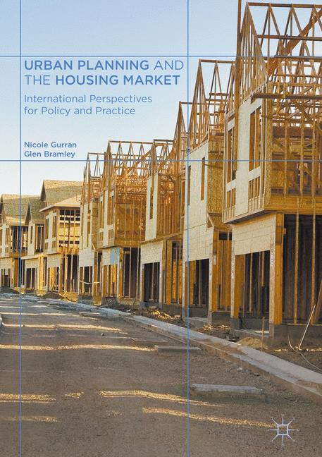 Cover of 'Urban Planning and the Housing Market'