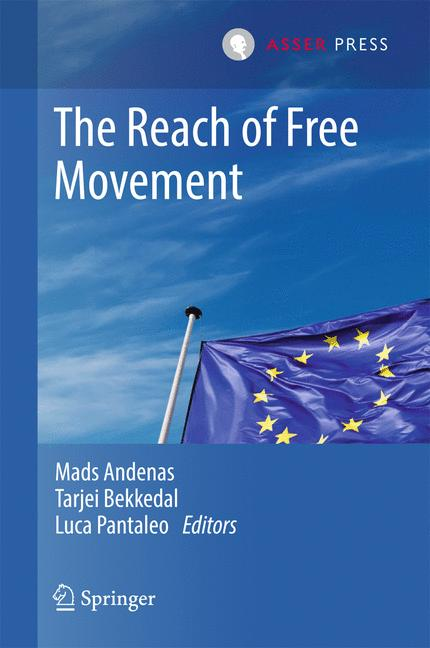 Cover of 'The Reach of Free Movement'