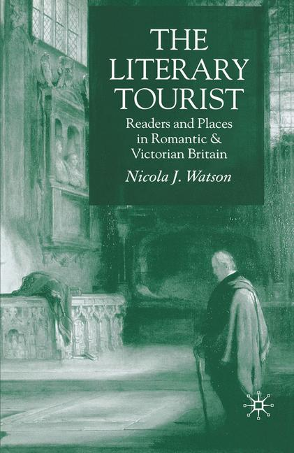 Cover of 'The Literary Tourist'