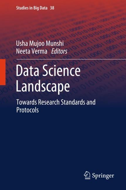 Cover of 'Data Science Landscape'