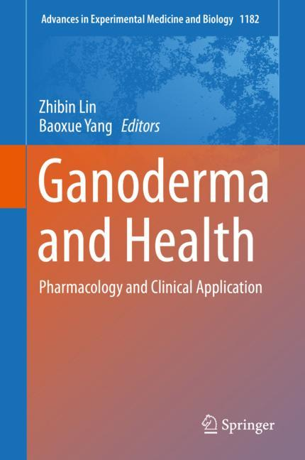 Cover of 'Ganoderma and Health'