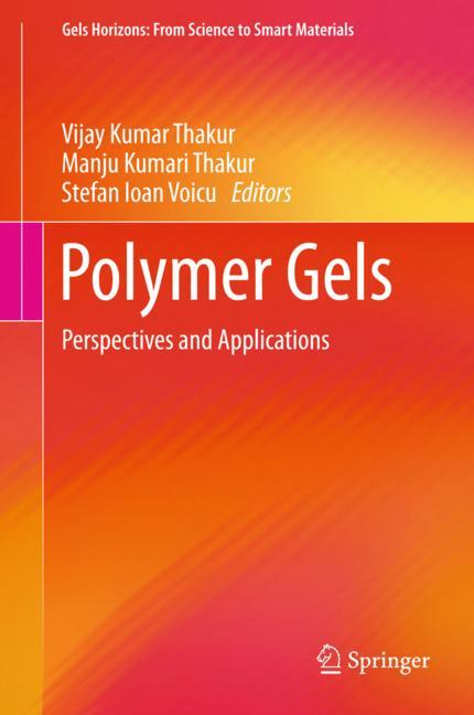 Cover of 'Polymer Gels'