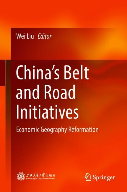 Cover of 'China's Belt and Road Initiatives'