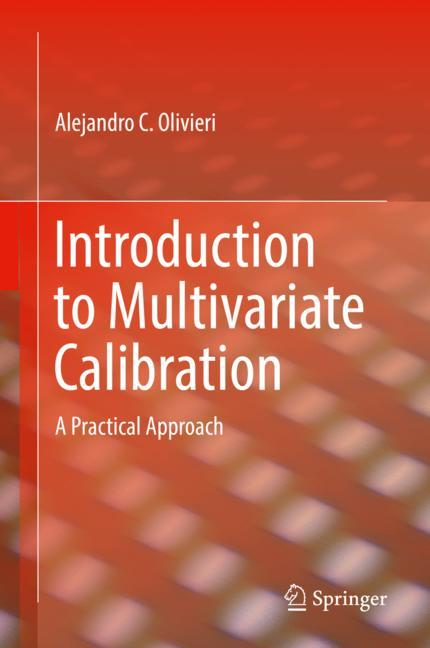 Cover of 'Introduction to Multivariate Calibration'