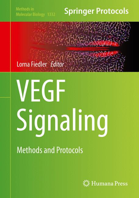 Cover of 'VEGF Signaling'