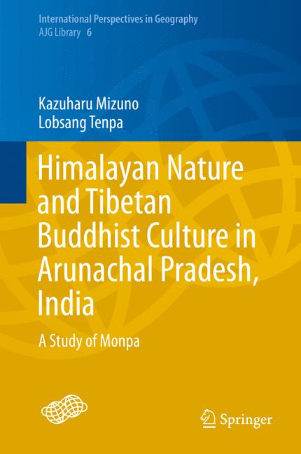 Cover of 'Himalayan Nature and Tibetan Buddhist Culture in Arunachal Pradesh, India'