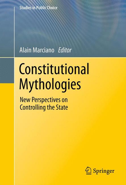 Cover of 'Constitutional Mythologies'