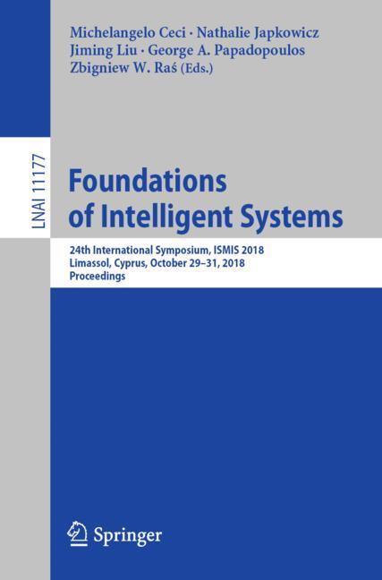 Cover of 'Foundations of Intelligent Systems'