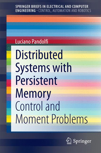 Cover of 'Distributed Systems with Persistent Memory'