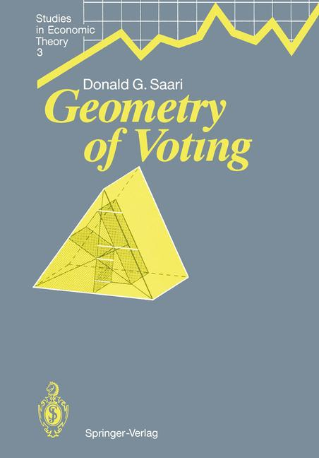 Cover of 'Geometry of Voting'