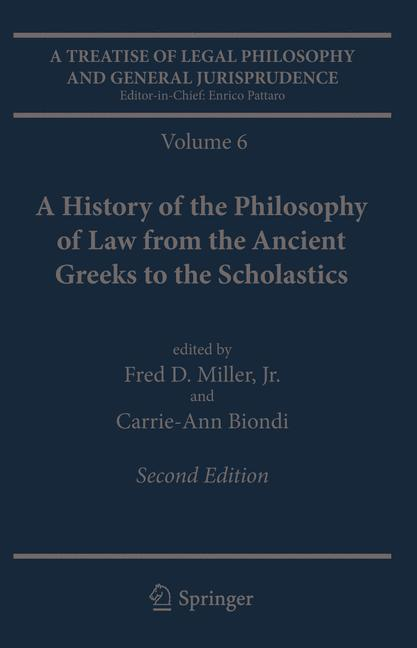 Cover of 'A Treatise of Legal Philosophy and General Jurisprudence'