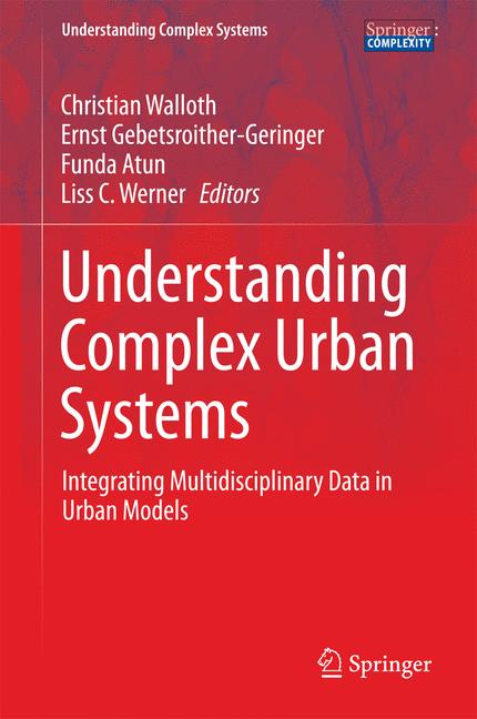 Cover of 'Understanding Complex Urban Systems'