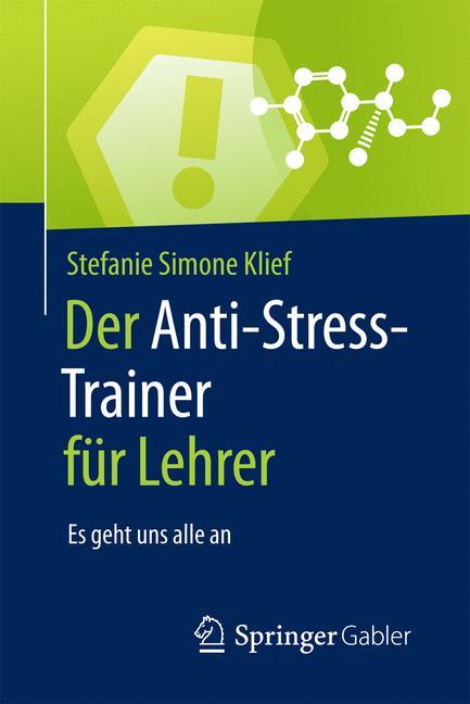 Cover of 'Der Anti-Stress-Trainer für Lehrer'