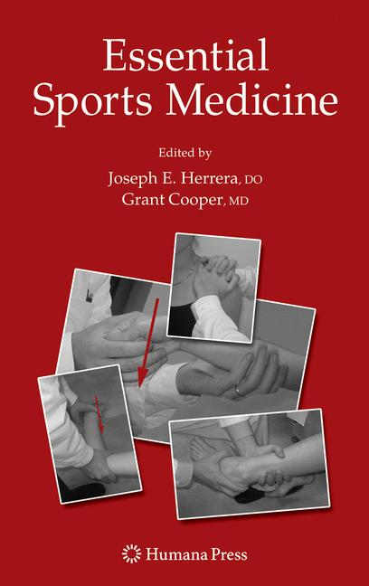 Cover of 'Essential Sports Medicine'