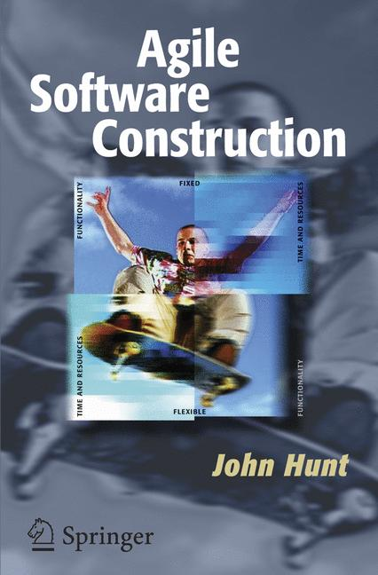 Cover of 'Agile Software Construction'