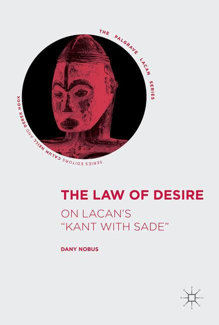 Cover of 'The Law of Desire'