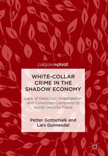 Cover of 'White-Collar Crime in the Shadow Economy'