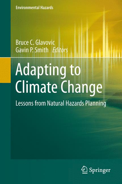 Cover of 'Adapting to Climate Change'