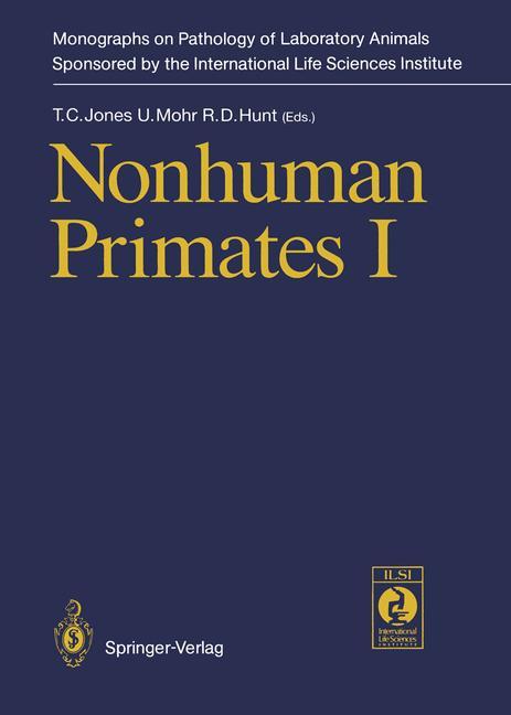Cover of 'Nonhuman Primates I'