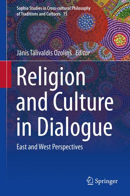 Cover of 'Religion and Culture in Dialogue'