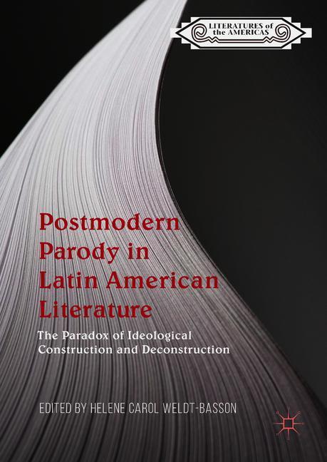 Cover of 'Postmodern Parody in Latin American Literature'