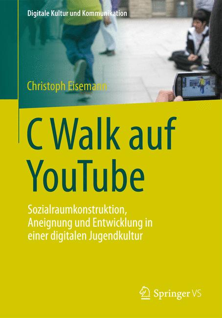Cover of 'C Walk auf YouTube'