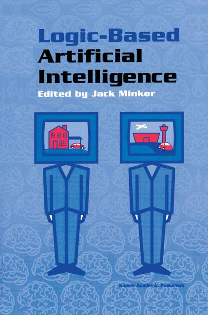 Cover of 'Logic-Based Artificial Intelligence'