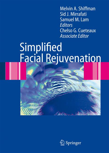 Cover of 'Simplified Facial Rejuvenation'